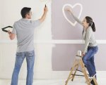 Painting is one of the simplest and most inexpensive ways to spruce up the rooms in your home