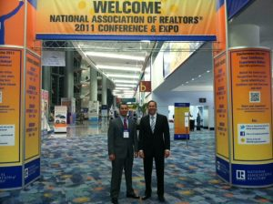 Lamacchia Realty at the National Association of Realtors 2011