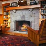 Home buyers like a working fireplace