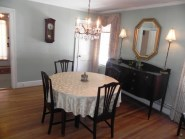 House in Belmont has a formal diningroom
