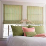 Sheers, neutral colors, and natural textures like linen or bamboo are more modern and have a gauzy, relaxed appeal