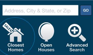Find Closest Homes