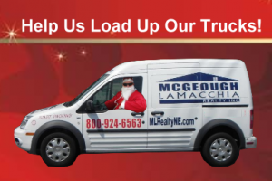 Help us load up our company vehicles to deliver toys to Boston Children's Hospital!