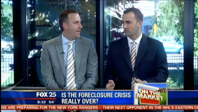 Is the Foreclosure Crisis Over?