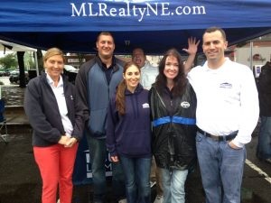 The crew from Lamacchia Realty