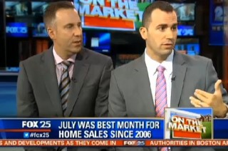 July Home Sales Highest Since 2006