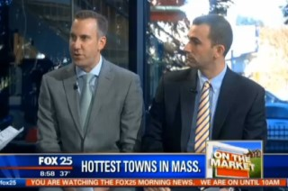 Hottest Towns in Massachusetts