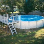 A swimming pool that takes up a large portion or all of a small yard could lower the home's value
