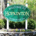 Hopkinton is best known as the start of the Boston Marathon