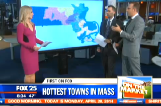 John and Anthony Reveal 25 Hottest Towns in Massachusetts