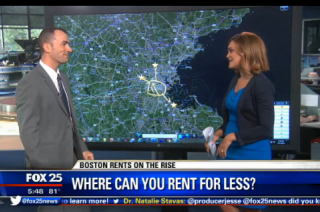 Anthony Reveals Where You Can Rent For Less on Fox 25 News