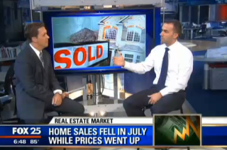 Anthony on Fox 25 Explain What to Expect in This Fall's Housing Market
