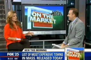 John reveals the most expensive towns in MA