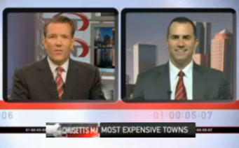 Anthony Talks to NECN About the Most Expensive Towns in Massachusetts