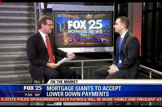 Anthony Explain How FHFA Changes Mean Lower Down Payments for Buyers