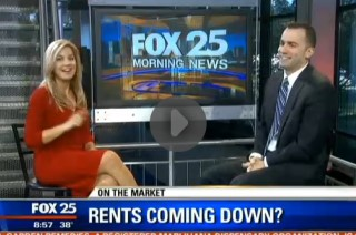 Anthony Discusses the Current Rental Market in Boston