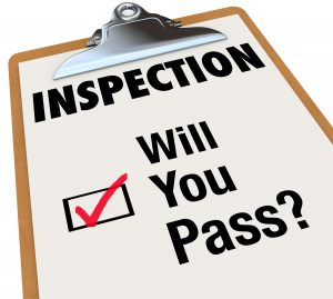 Pass Fall inspection