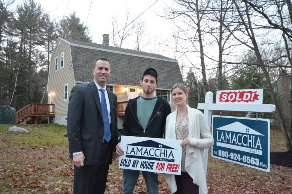 Sold in 32 Days Lamacchia Realty