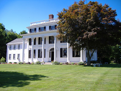 waters mansion
