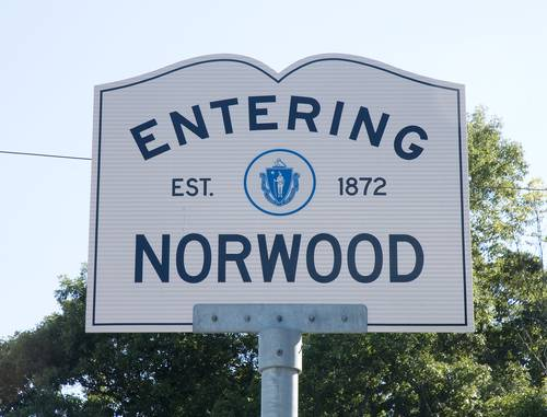 entering norwood