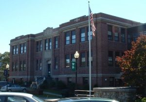 mansfield town hall