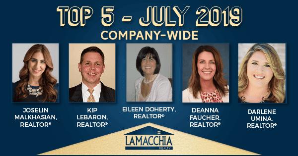 Top 5 Company - 0719