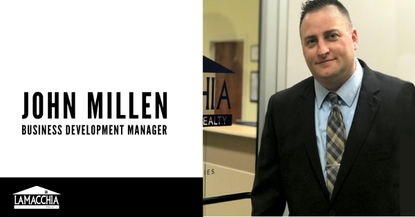 John Millen Business Development Manager Lamacchia Realty