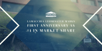 Lamacchia Leominster is #1 in Market Share