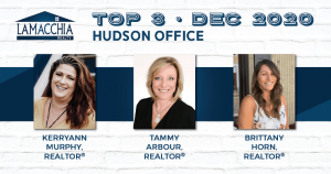 Top 3 Hudson