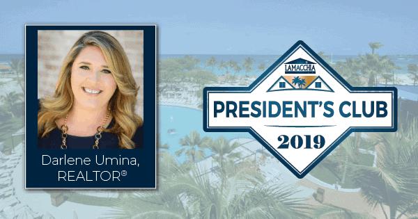 Presidents Club 2019 - Darlene U