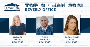 Top 3 Beverly Jan 21