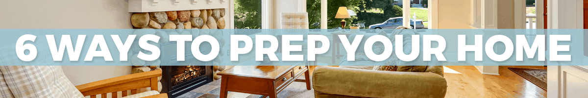 6 Ways to Prep Your Home for Sale
