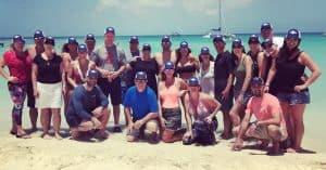 2nd Annual Aruba Trip
