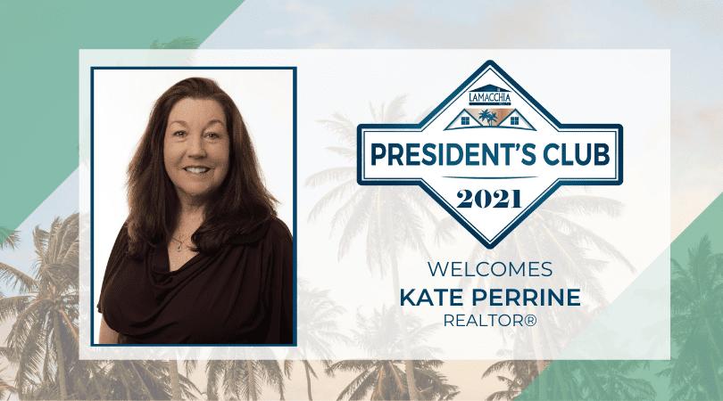 KATE PERRINE PRESIDENTS CLUB 2021